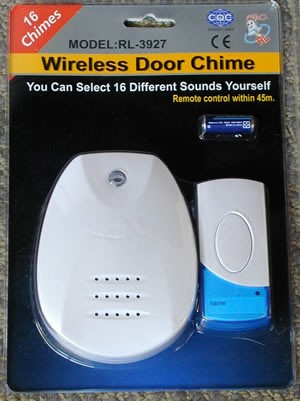 Wireless Digital Door chime- Call Bell RL-3927