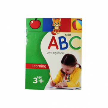How To Write ABC - Abc Letters Training Notebook For kids