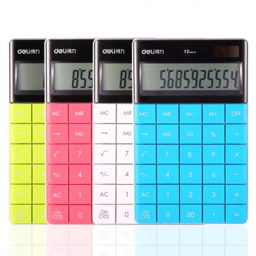 Deli 1589 Calculator 3 Years Warranty