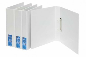 D Ring File A4 Size With Display Pocket