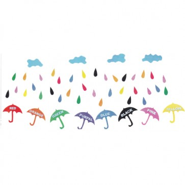 Happy Rain Colors Foaming Sheet