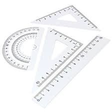 Packet of Set Square Local