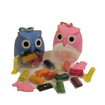 Play Dough Owl