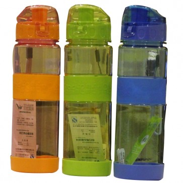 China Plastic water bottle