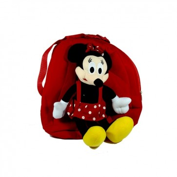 Minnie Mouse Stuff Bag (L)