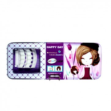 Happy Day Doll Geometry Box (F-13)