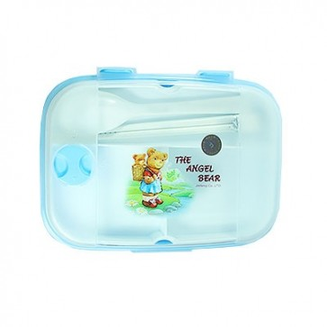 The Angel Bear Lunch Box (A-2073)