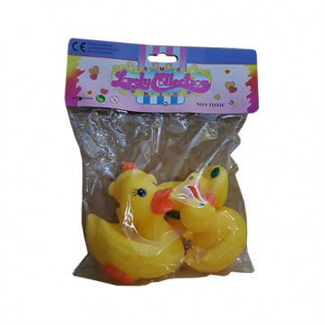 Float Duck - Duck Toys - Rubber Duck Toy - Duck 5 Pcs At Stationeryx