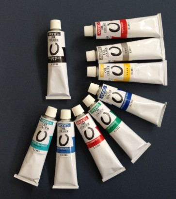 Maries Oil Color Tube 50ml