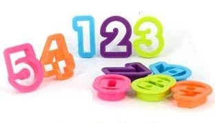 123 Play Dough Tool