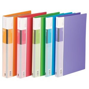 Round Ring Binders A5 Small Size Fat