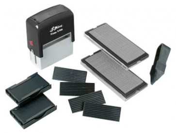 SHINY SELF-PRINTING STAMP KIT S800