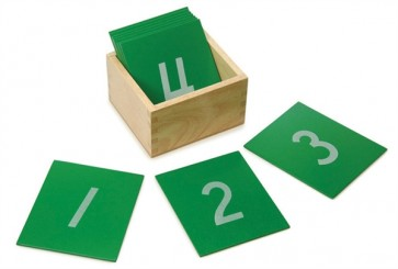 Sandpaper Numbers - Sandpaper Letters - Montessori At Stationeryx.pk