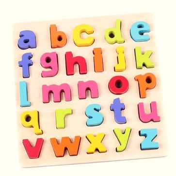 Buy Wooden Letters - Wooden Letters Small Online At Stationeryx.pk