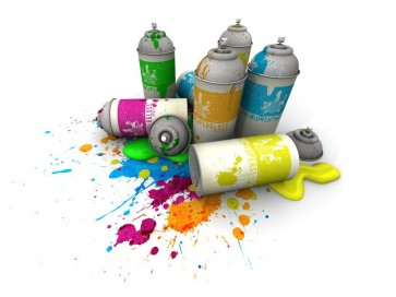 Sensa Spray Paint