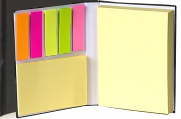 Palm Size Mini Sticky Note Organizer