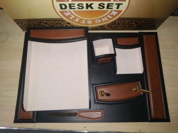 Rexine Executive Desk Organizer