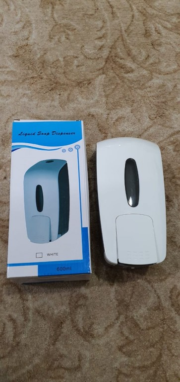 Manual Soap Dispenser - Liquid Soap Dispenser 600ml