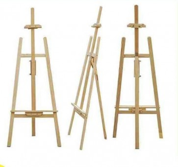 Wooden Board Stand For Canvas Board Size 150cm