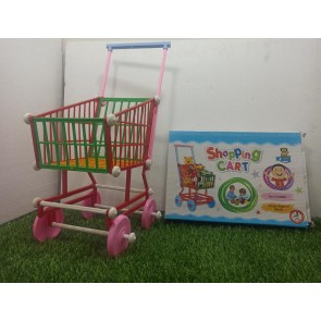 Plastic Shopping Cart Toys for Kids
