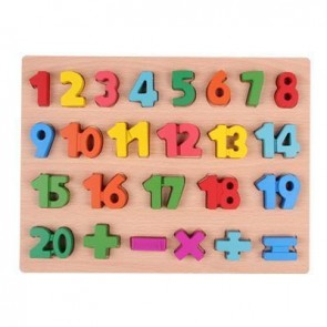 Large Wooden Numbers - Wood Number Online In Pakistan