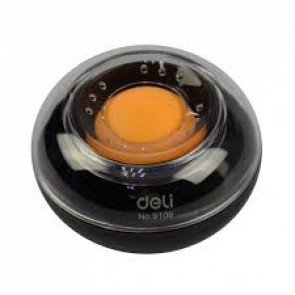 Deli Finger Wet Device (Roller Ball)  E9109 White or Black