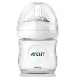 Avent Natural 125 ml/4oz