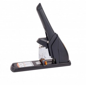 Deli Effortless Heavy Duty Stapler, 210 Sheets, 24mm (E0383)