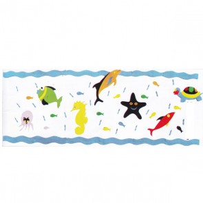 Sea Life Foaming Sheet