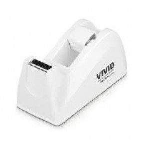 Deli Tape Dispenser , 58mm (Vividus) (814A) Small Size