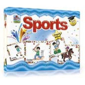 Sports Flashcards - Flashcards For Kids - Kids Flash Cards At Stationeryx