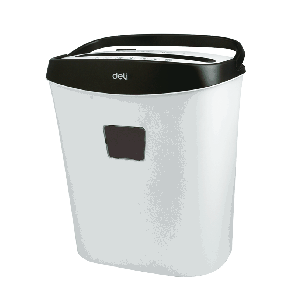 Deli 9928 PAPER SHREDDER 6-SHEET 5×40MM 15L
