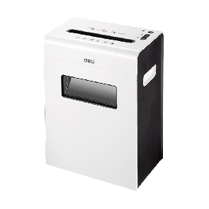 Deli E9921-EU PAPER SHREDDER 6-SHEET 3×16MM 16L EU
