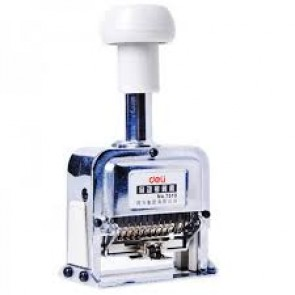 Deli Auto Numbering Machine 7 Digits (E7507)