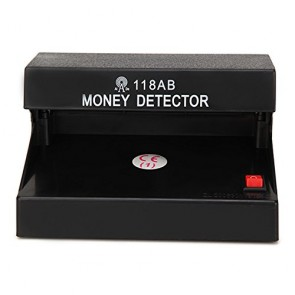 Fake Money Cash Detector Checker Testing Machine AD-118AB