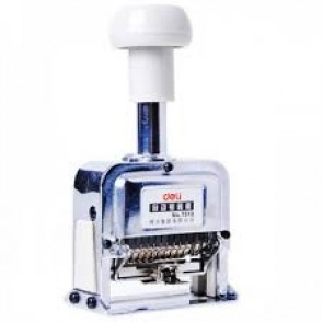 Deli Auto Numbering Machine 8 Digits (E7508)