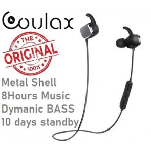 Coulax Cx10 in-ear headphones Bluetooth