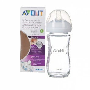 Avent Natural 240 ml/ 8oz
