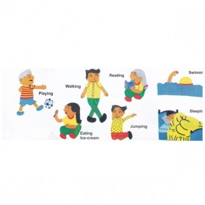 Children Activities Foaming Sheet