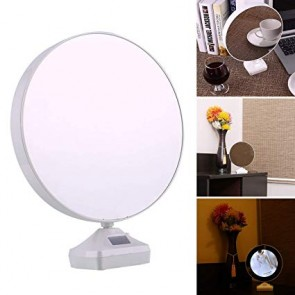 Magic Mirror Plastic and Glass Photo Frame LED Light Lamp , Standard Size
