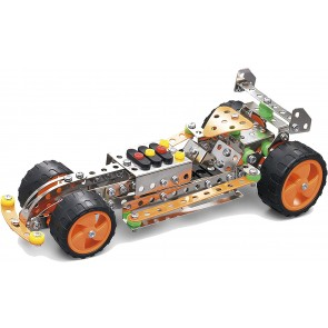 Racing Intelligent Assembly Toys 209 Pcs