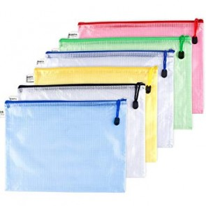 Zip Bag Fancy Mix Color