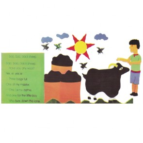 Ba Ba Black Sheep Foaming Sheet
