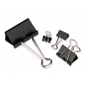 Binder clip 15mm