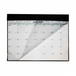 Desk Planner 2019 With Lamination