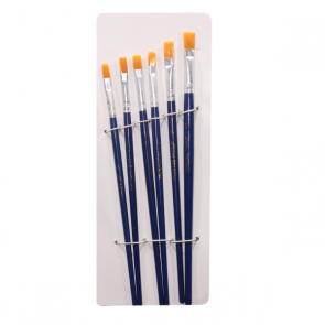 Best Flat Drawing Brush Set For Artist