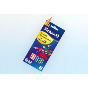 Pelikan Colored Pencils 12 Psc