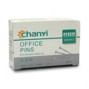 Chanyi No 2 Office Pins 50g