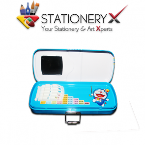 Kids Geometry box - Stationery Case - Cartoon Geometry C-627