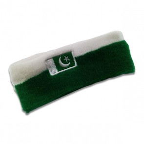 Pakistan Flag Head Band